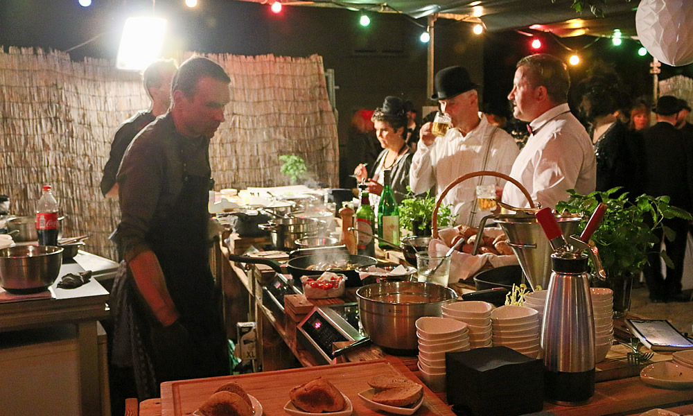 Catering und Events