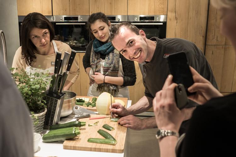 Beispielbild Kochschule